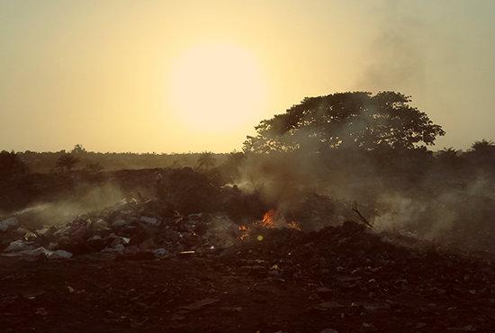 Migliorare la gestione dei rifiuti urbani per vivere in una Bissau meno inquinata