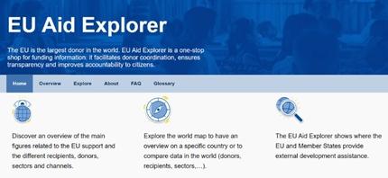 Online il nuovo portale sui fondi europei per lo sviluppo