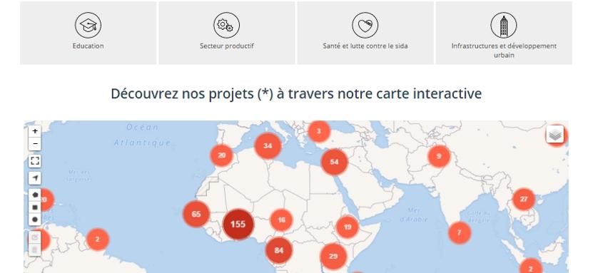 Nasce il portale di trasparenza dell'Agenzia Francese di Sviluppo