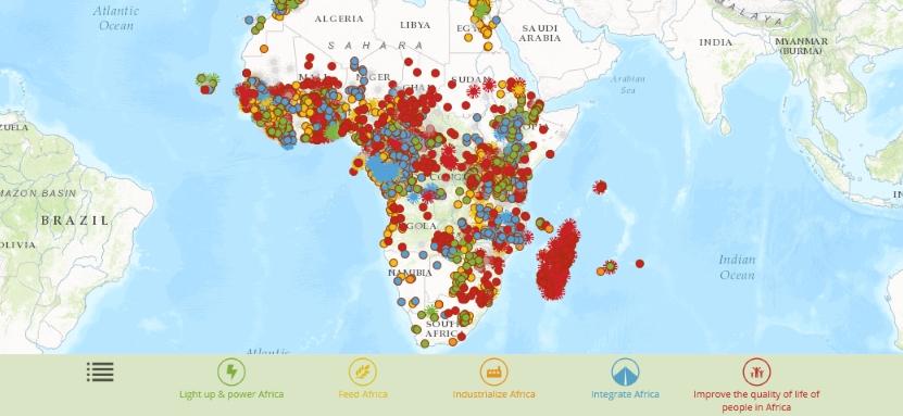 MapAfrica 2.0: il portale online che misura il progresso africano