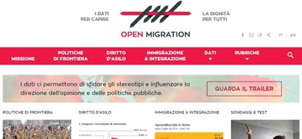 Open Migration per raccontare le migrazioni dati alla mano