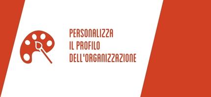 Scopri il nuovo profilo delle organizzazione su Open Cooperazione