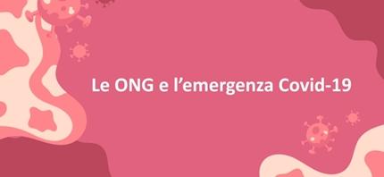 Le ONG italiane al lavoro in 56 paesi per l'emergenza Covid19