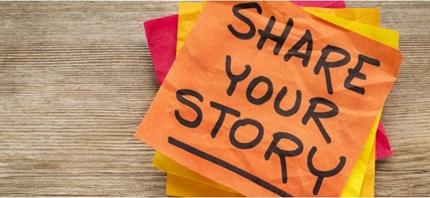 Raccontateci le vostre storie di trasparenza