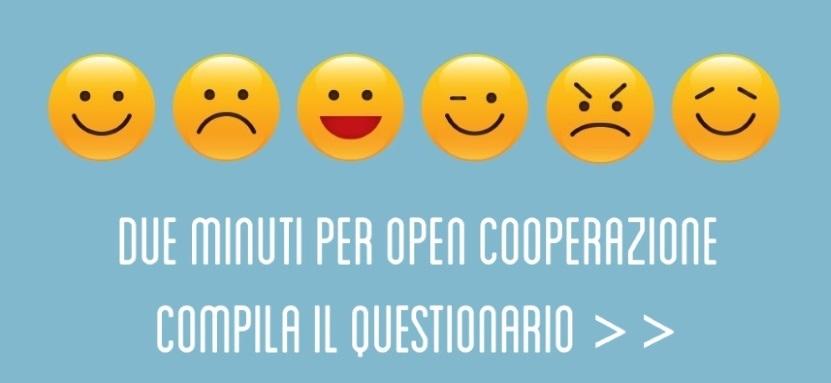 Cosa dicono gli utenti di Open Cooperazione: ecco le risposte al survey