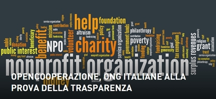 Open Cooperazione selezionato dal Wind Transparency Forum