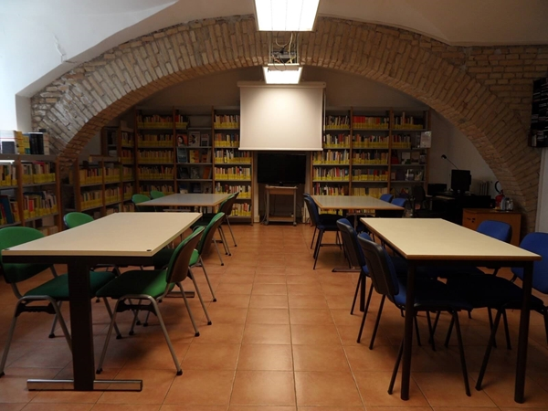 Centro Documentazione e Biblioteca Interculturale