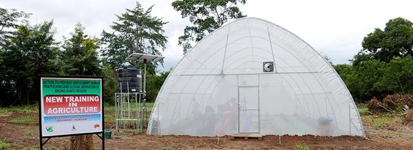 Green House - Ghana
