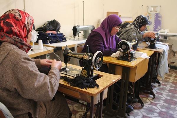 Cooperativa di cucito, Marocco
