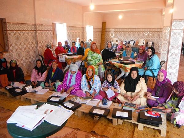 Formazione sui diritti del lavoro, Marocco
