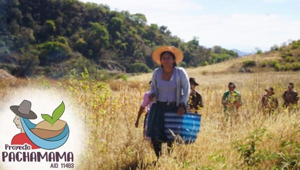 Pachamama-La madre terra in Bolivia