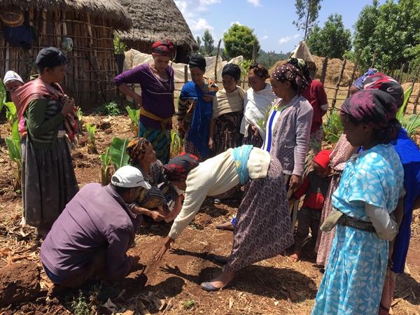 Momento di formazione- Etiopia