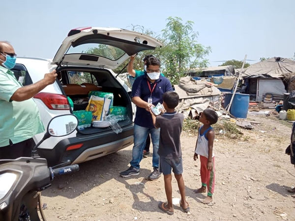 Delegazione India Aiuti Umanitari