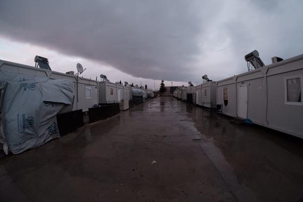 Refugees Camp Diavata - Thessaloniki GREECE